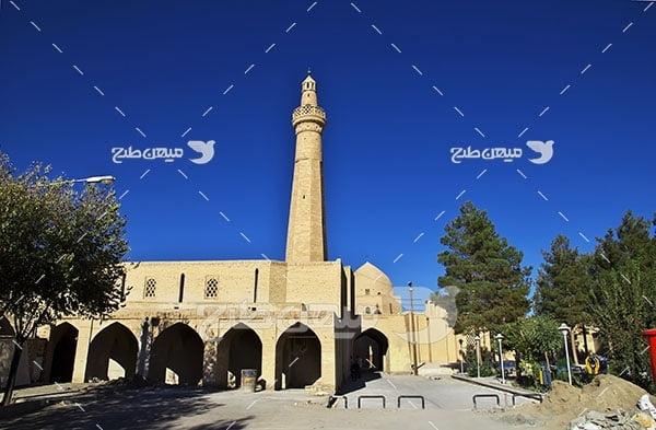 عکس مسجد نایین یزد