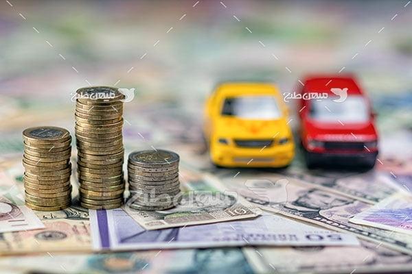 عکس خرید و فروش خودرو