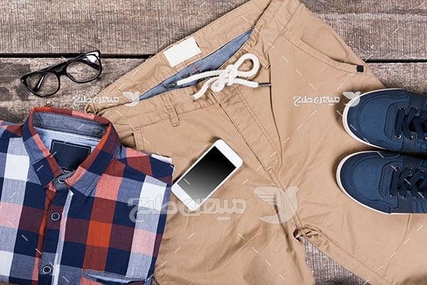 عکس لباس مردانه