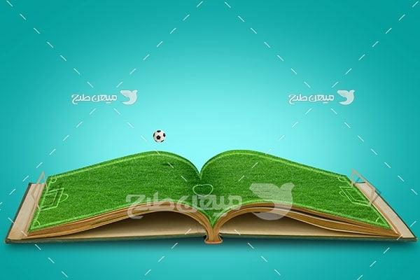 عکس کتاب فوتبال