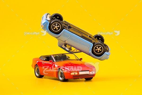 عکس تصادف رانندگی