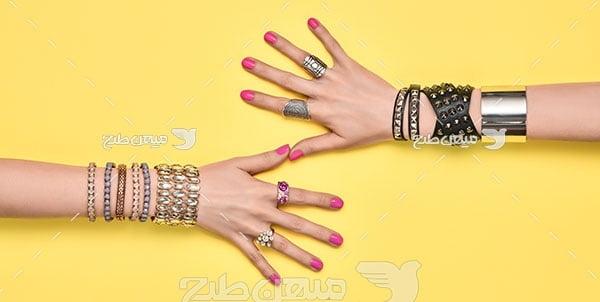 عکس دستبند و النگو