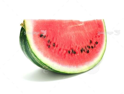 عکس تبلیغاتی غذا و هندوانه