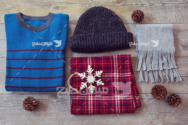 عکس لباس زمستانی