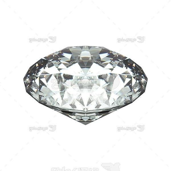 عکس تبلیغاتی الماس