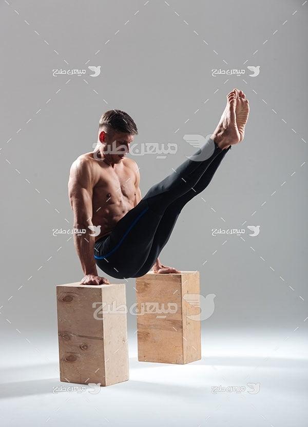 عکس تمرینات بدنی
