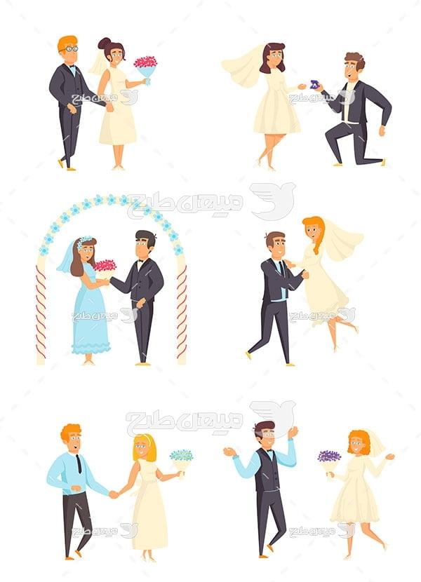 وکتور عروسی