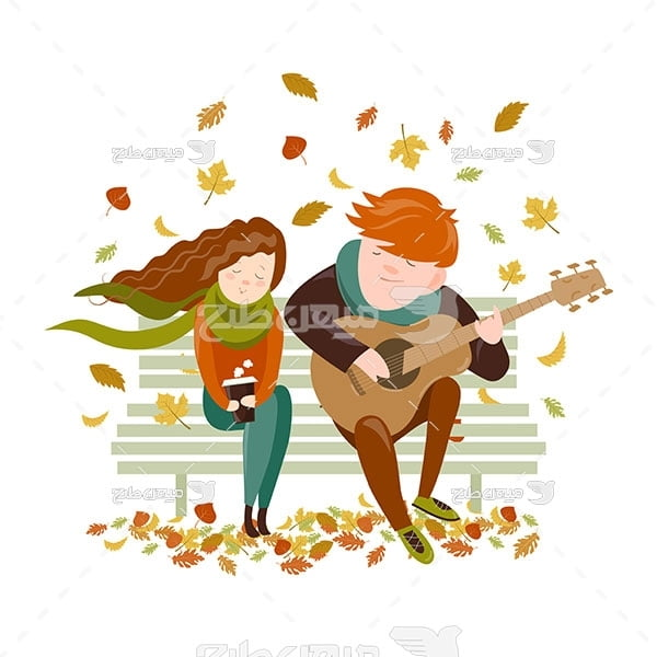 وکتور نوازنده گیتار
