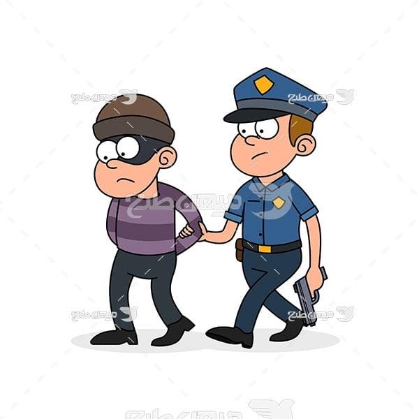 وکتور دستگیر دزد