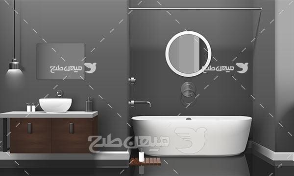 وکتور حمام