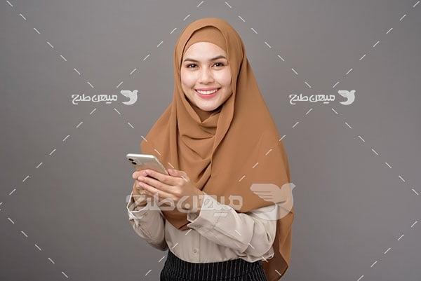 عکس حجاب زن