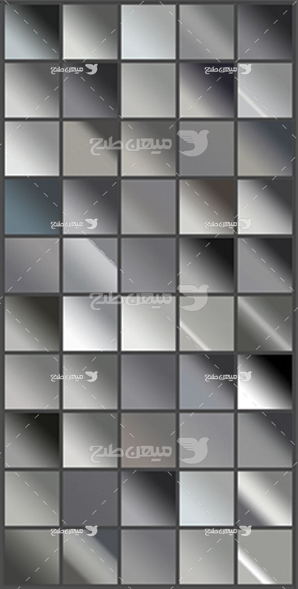 مجموعه ابزارهای فتوشاپ گرادینت طیف مورب خاکستری