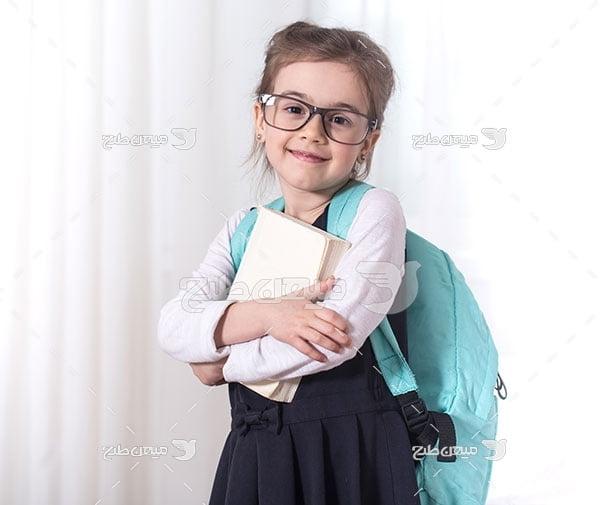 عکس دانش آموز