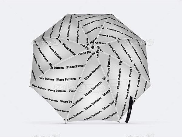 موکاپ چتر