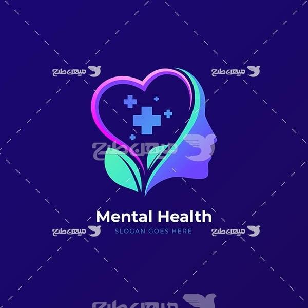 لوگو سلامت روان