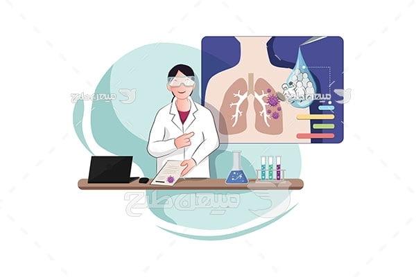 وکتور بیماری تنفسی