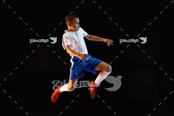عکس بازی فوتبال