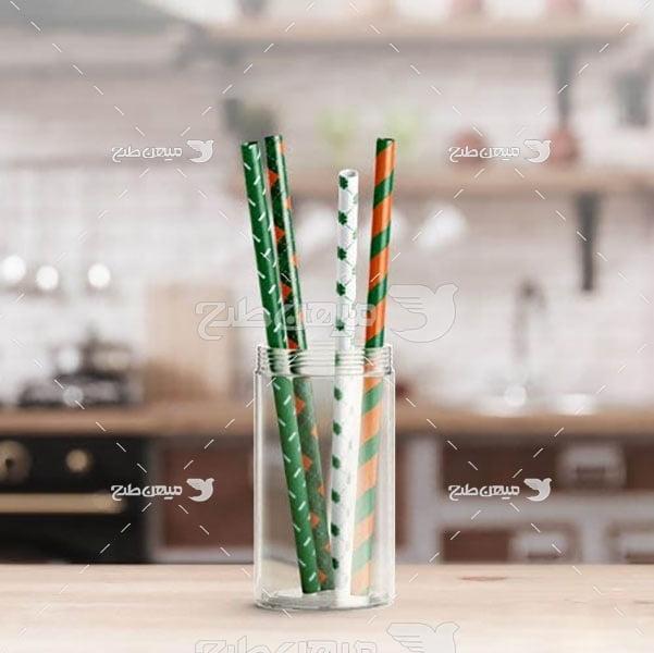 موکاپ مداد