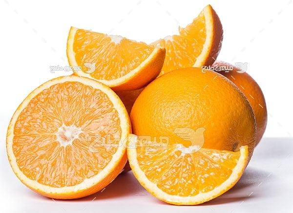 عکس تبلیغاتی پرتقال