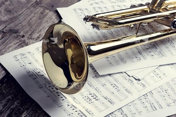 عکس تبلیغاتی موسیقی