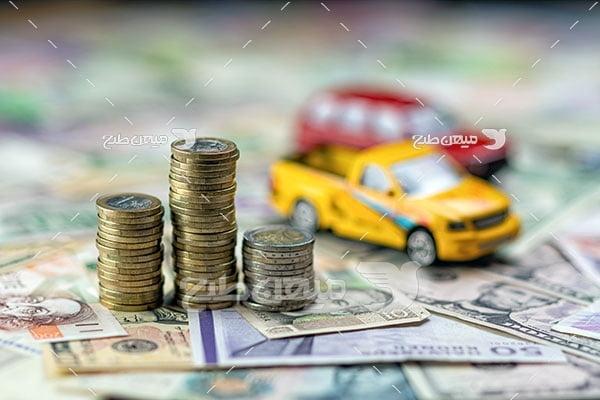 عکس سرمایه گذاری خودرو
