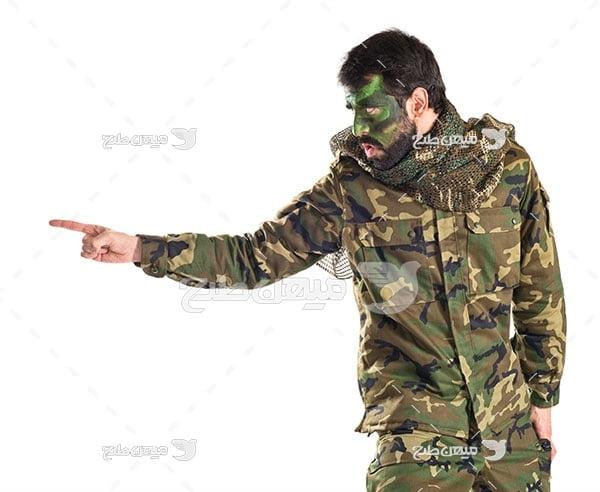 عکس سرباز  وظیفه