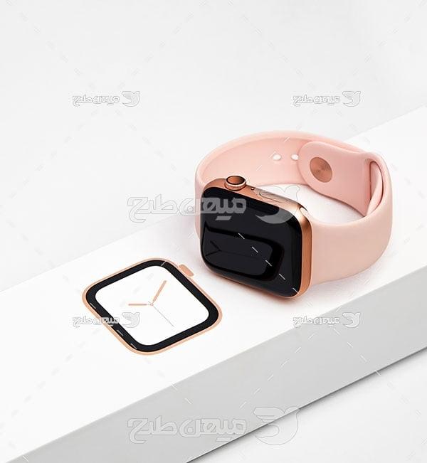 عکس ساعت هوشمند اپل واچ
