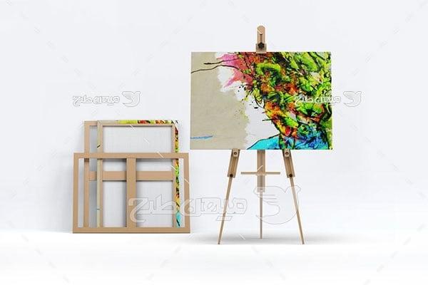 موکاپ تابلو نقاشی