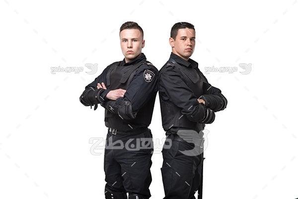 عکس پلیس ویژه