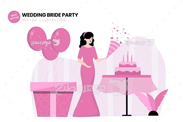 وکتور جشن عروسی