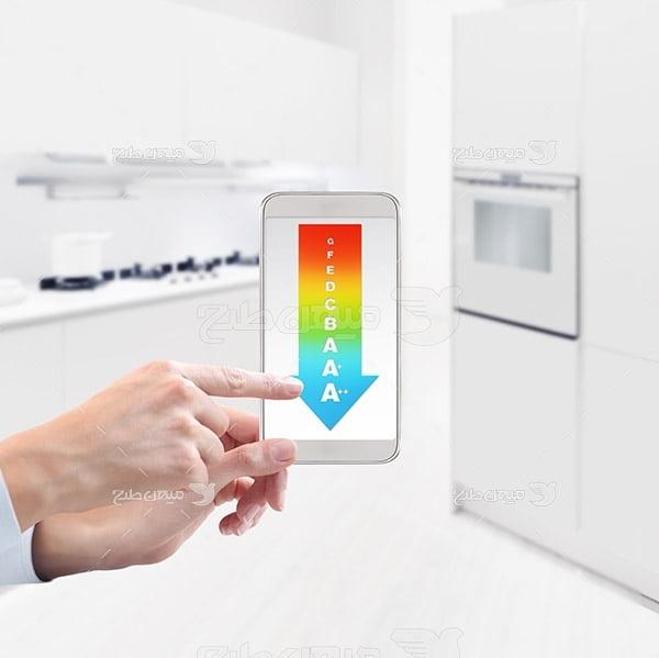 عکس مصرف انرژی