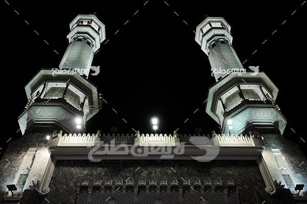 عکس مناره مسجد