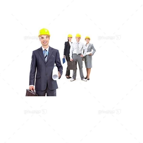 تصویر از مهندسین صنعت
