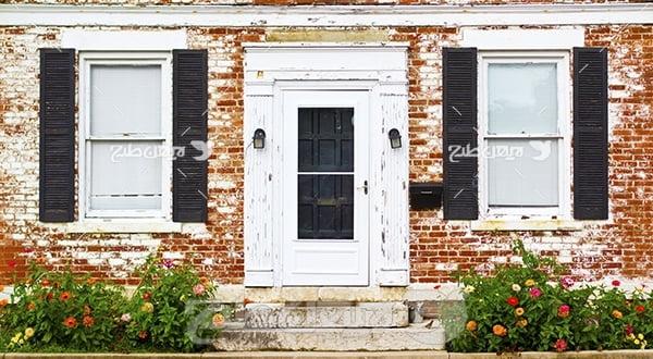 عکس در و پنجره خانه