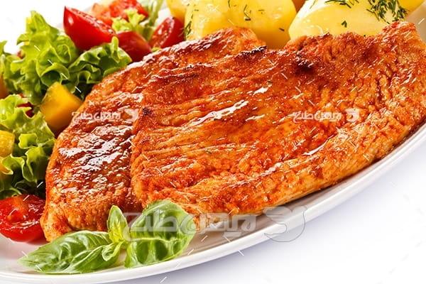 کباب گوشت ماهی