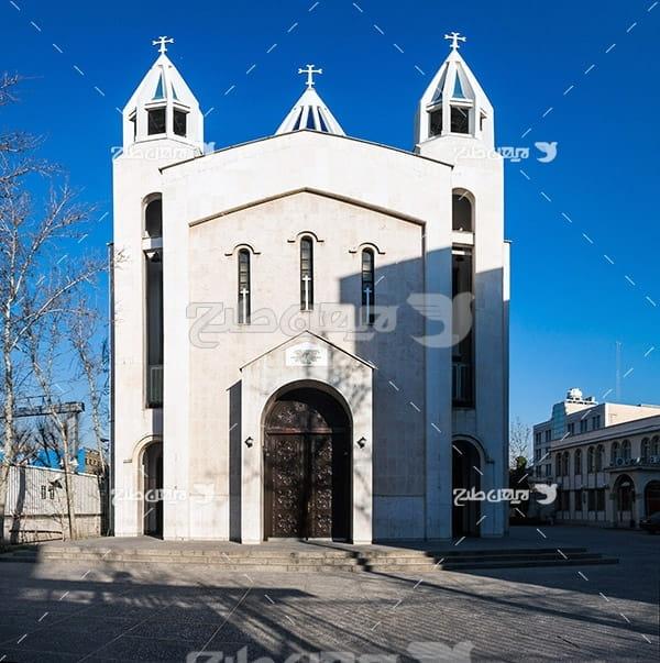 عکس کلیسا در ایران
