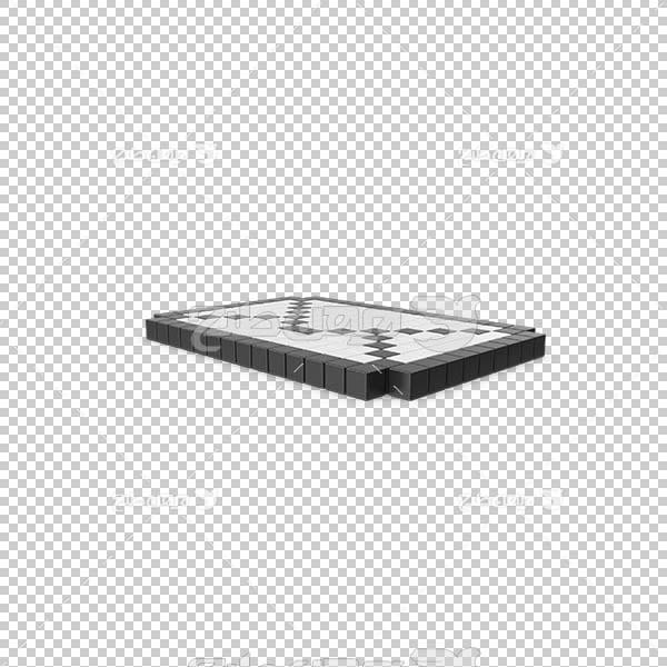 تصویر سه بعدی دوربری آیکون ایمیل