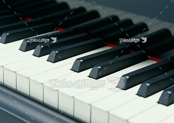 تصویر پیانو
