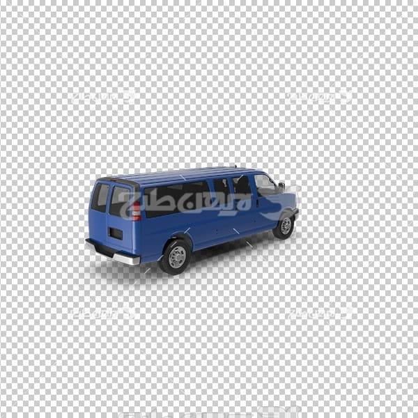 تصویر دوربری سه بعدی وسایل نقلیه