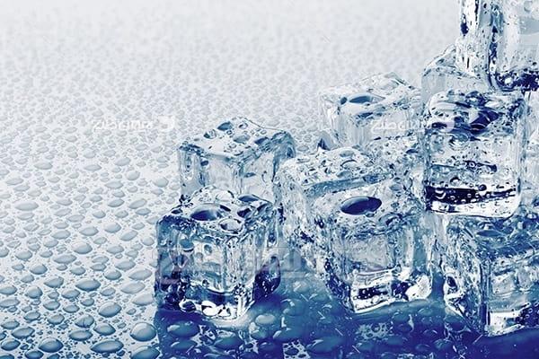 عکس آب یخ