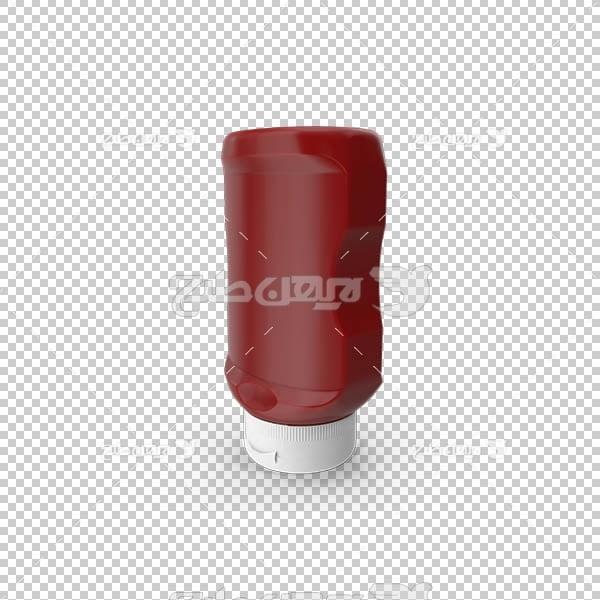 تصویر سه بعدی دوربری سس قرمز