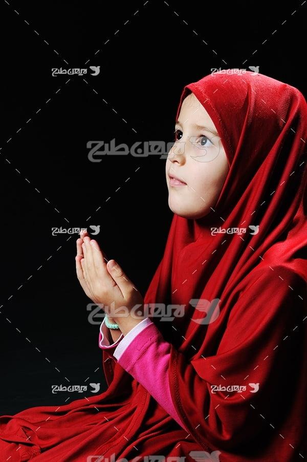 عکس مذهبی دعا و نیایش