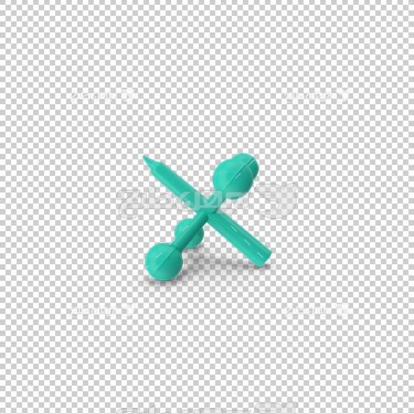 تصویر سه بعدی دوربری مولکول