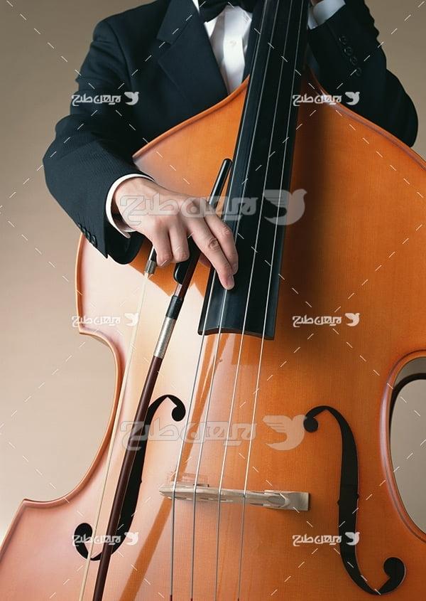 تصویر موسیقی ویولن