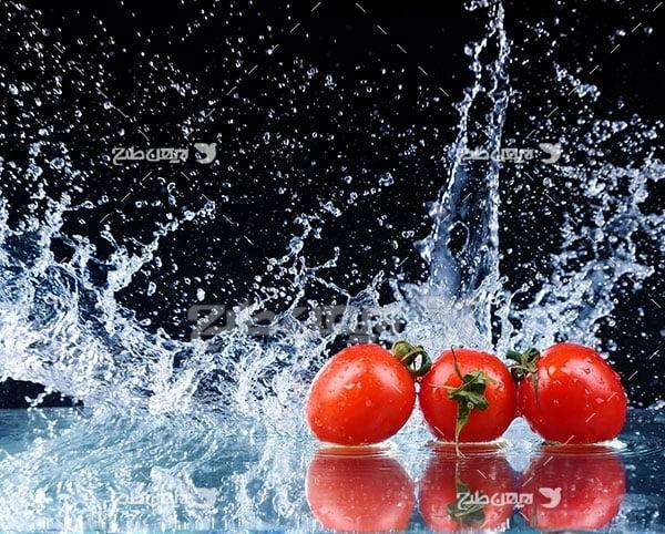 عکس گوجه