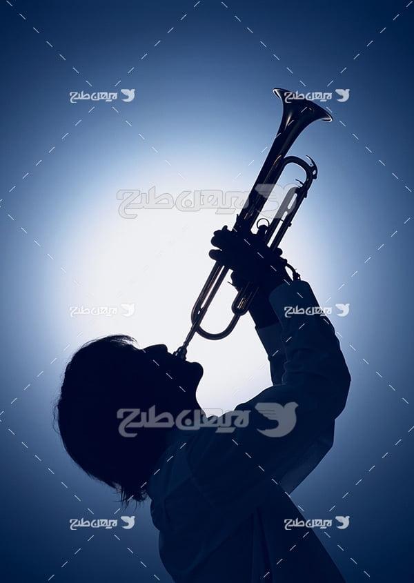 تصویر موسیقی شیپور
