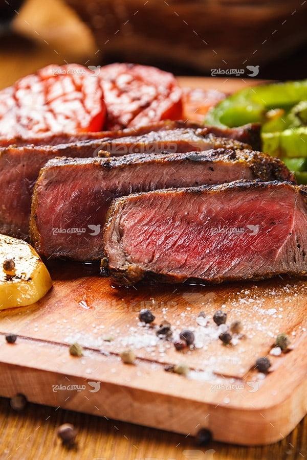 عکس گوشت