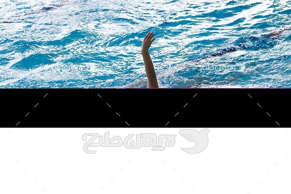 تصویر شنا کردن