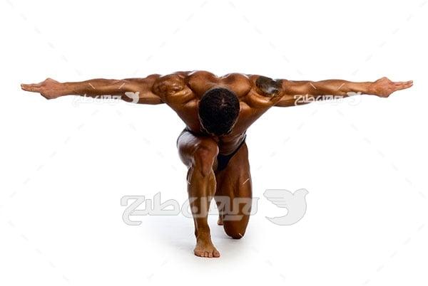 عکس ورزشی بدنسازی