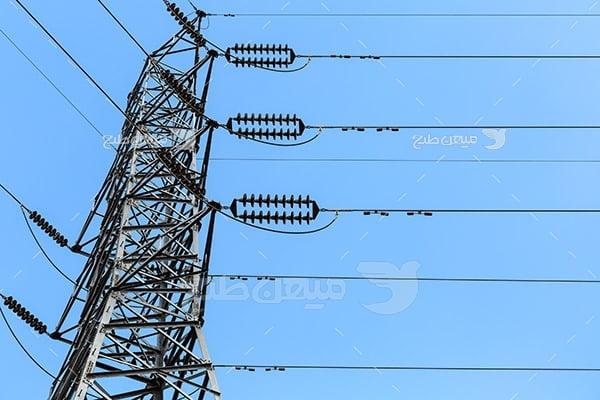 عکس کابل برق